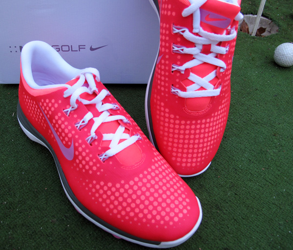 new concept 51609 f024e Nike Golf Goes All In on the Course for Spring 14 Men s Nike Air Clayton  and Women s Lunar Empress