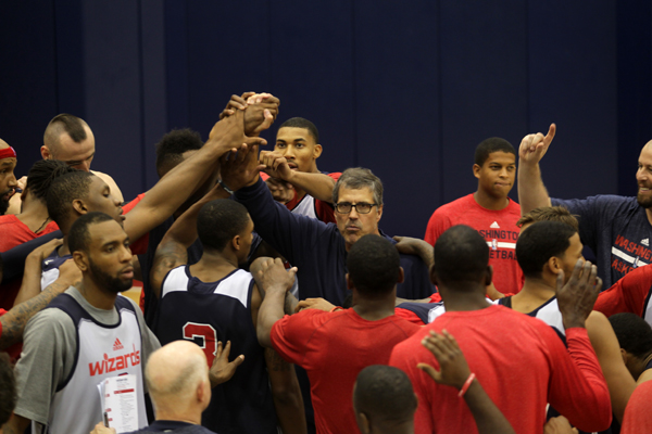Wizards Training Camp Round-Up Preseason Tips Off In Chicago