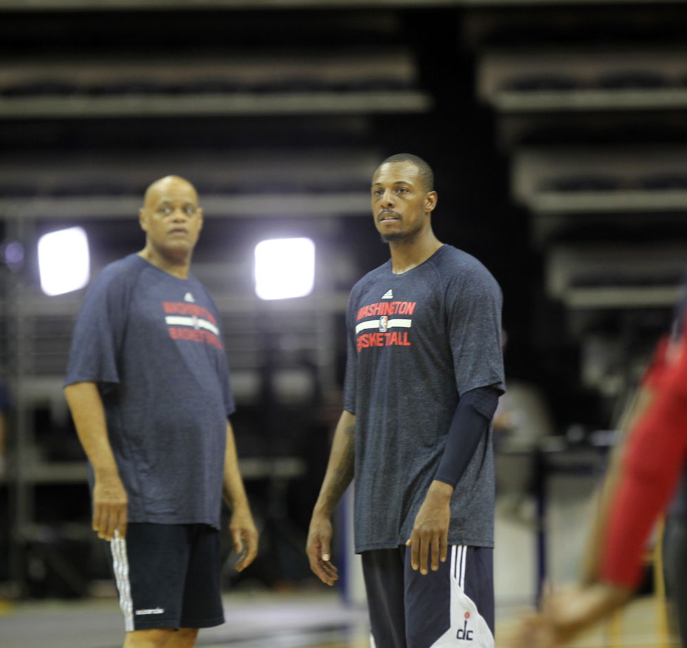 Wizards Continue Training Camp With Veteran Leadership
